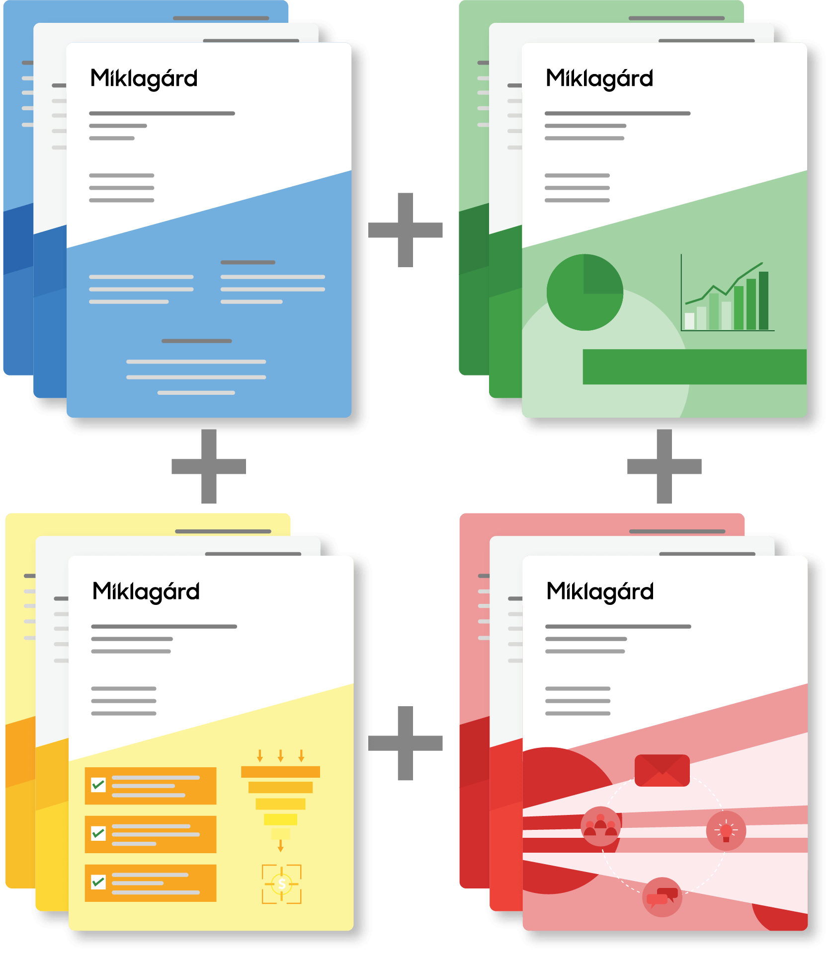 Miklagard Partnership Vector