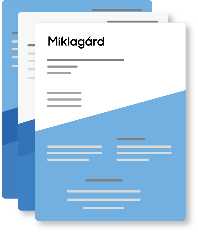 Miklagard Products Vector