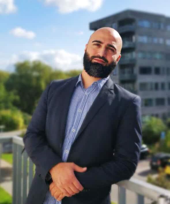 Image of Iman Kashi SEO of Miklagard Group ApS Denmark