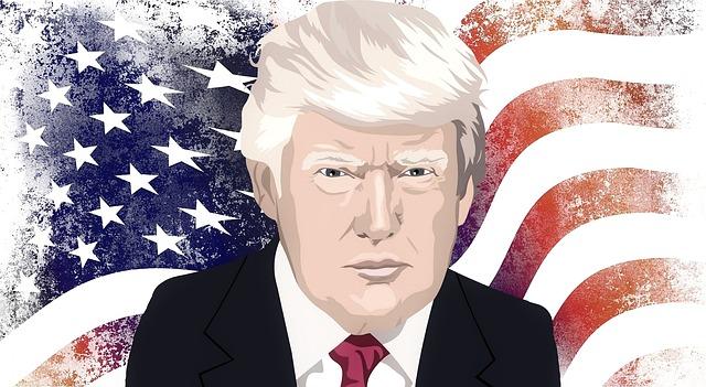 Trump using Earned Media