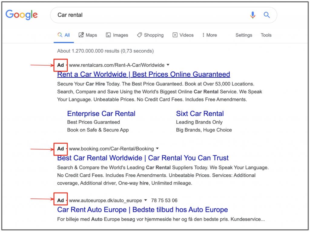 Google Search Desktop